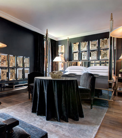 Anouska Hempel Gives London Hotel a Sleek New Makeover