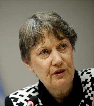 Helen Clark Rallies Caribbean in UN Bid