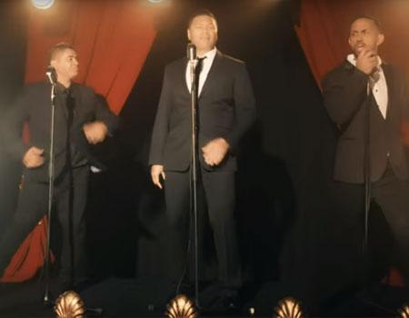 The Koi Boys – Cry To Me