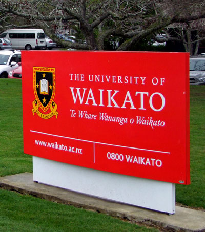 Waikato University to Offer Degrees in China Next Year
