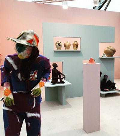 Francis Upritchard's Frieze Show a Tour de Force
