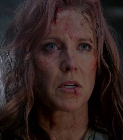 Lucy Lawless on the Evolution of Fake Blood