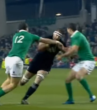 All Blacks Exact Immediate Revenge in Dublin Thriller