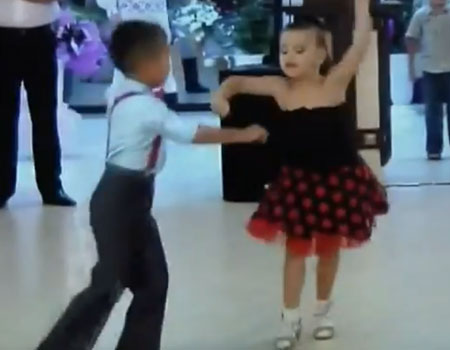 Dance Off – Old Men vs Kids by Kingpinz