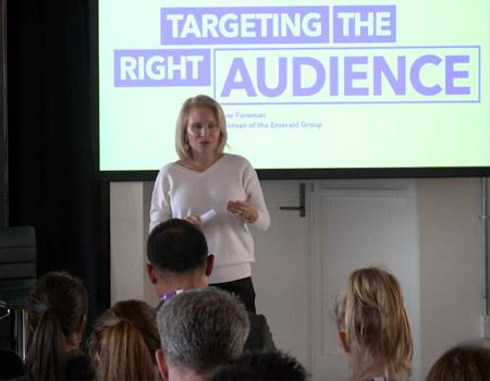 Spark Lab – Diane Foreman on Marketing