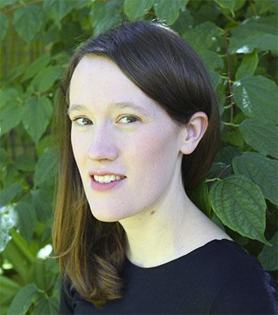 World Fantasy Award for Novelist Anna Smaill
