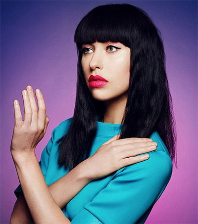Singer Kimbra Teams up with Wrangler