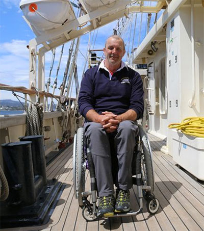 Tall Ship Celebrates Tenacious Sailors