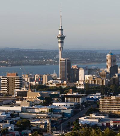 Hollywood's Auckland