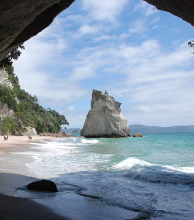 Cathedral Cove and Waitomo Caves Must Visits