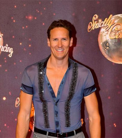 Brendan Cole Talks Strictly Ahead of Liverpool Show