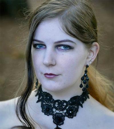 Black is Goth Briana Sullivan's Happy Colour