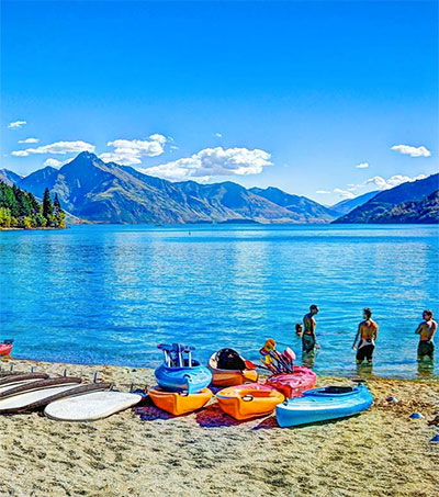 Airbnb Confirms Queenstown on New Trips Platform