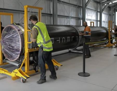 Rocket Lab Preparing for Launch