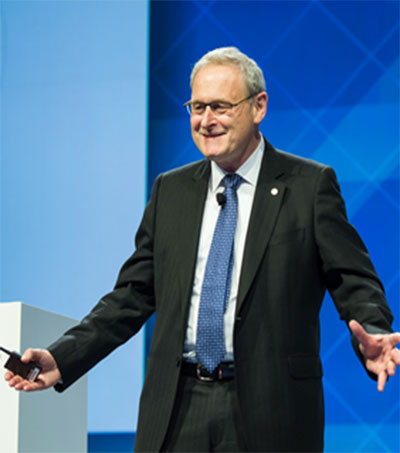 Clint Laurent Says Ageing Societies Profitable