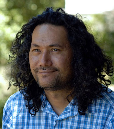 Connecting with Director Tusi Tamasese