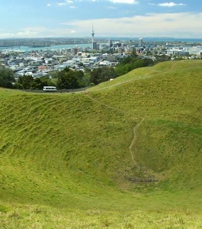 Auckland: New Zealand's City of 50 Volcanoes