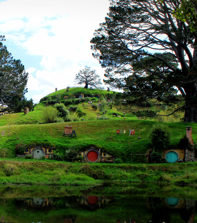 Hobbit Holes To Be Recreated by Glamping Firm