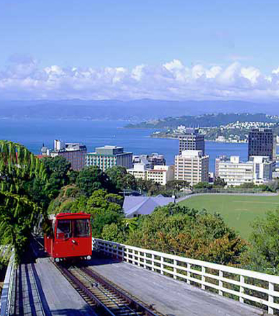 Wellington Ranked #2 in List of Cleanest Capital Cities
