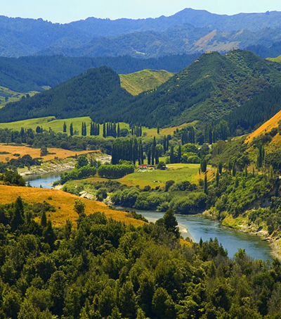 Whanganui River First In The World To Be Given Legal Human Status