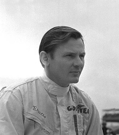 Racer Bruce McLaren Voted into Hall of Fame