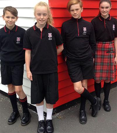 Dunedin School Offers Same Uniform to All
