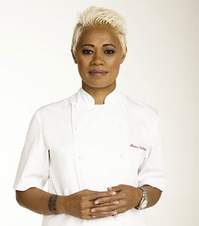 Monica Galetti's Mere Gets Judged