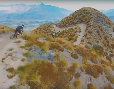Living the Ride – New Zealand