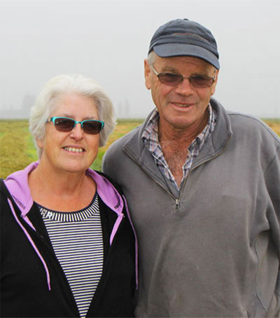 Farmer Eric Watson Smashes Wheat Growing Record