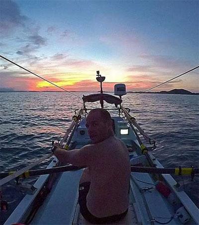 Grant Rawlinson's 12,000km Test of Endurance