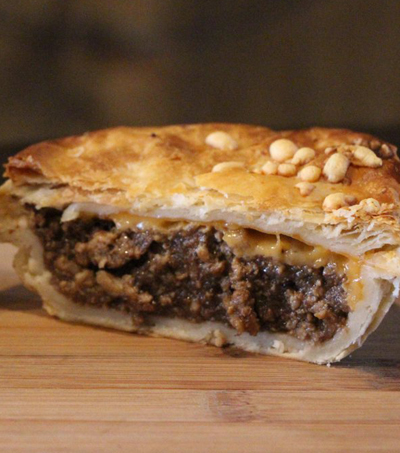 "New Zealand's Pies – ""Handheld Kiwi National Treasure"""