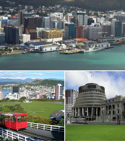 Wellington Takes Top Spot In Quality-Of-Life Ranking