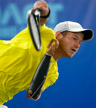 Alex Hunt Taking Tennis World by Storm
