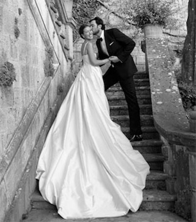Emilia Wickstead's Wedding Style Advice