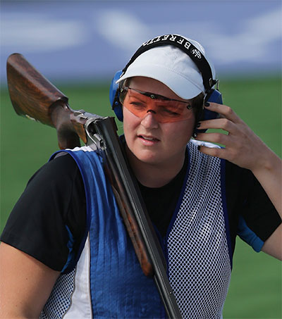 Trap Shooter Natalie Rooney Ranked No 1 in World