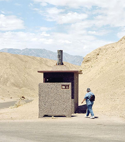 Cathy Marshall Takes Hot Shots in Death Valley