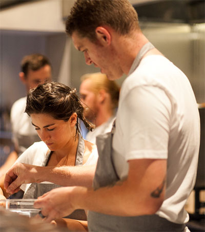 Chef Hayden McMillan's Etta a Melbourne Stand Out