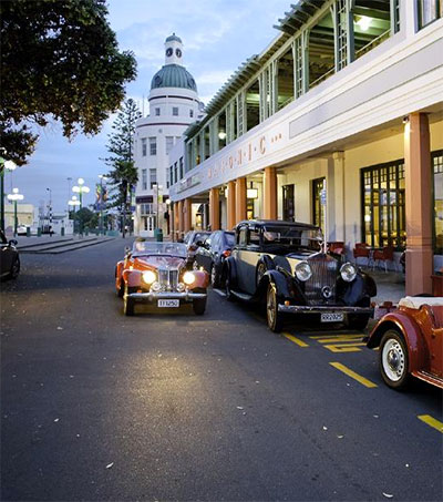 Napier an Art Deco Delight of Design and Dining