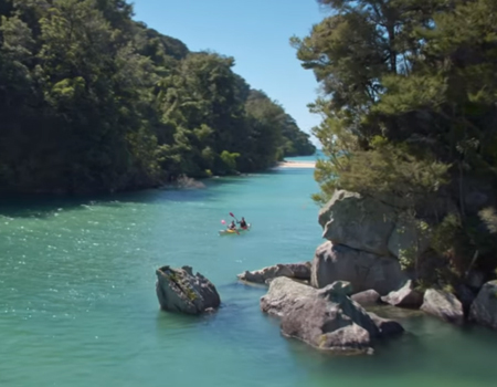 One Journey Leads to Another – 100% Pure New Zealand