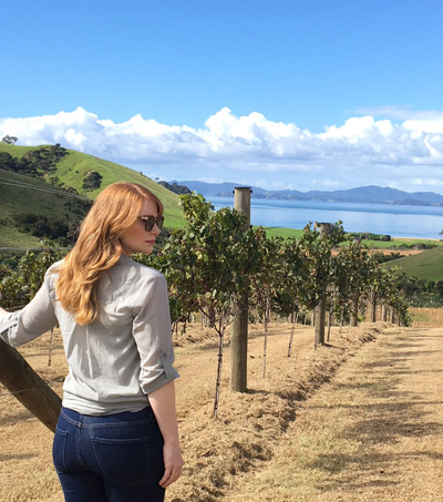 Bryce Dallas Howard Named Tourism NZ Brand Ambassador