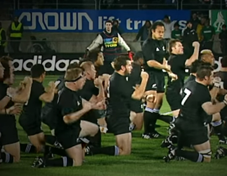 Beneath the Black: A Journey Through New Zealand Rugby
