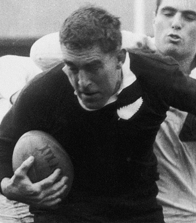 Colin Meads, Revered New Zealand Rugby Star