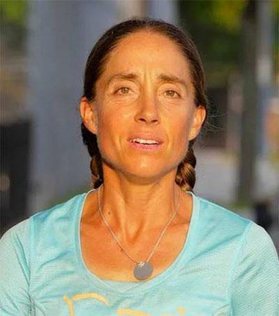 Harita Davies Finishes World's Longest Foot Race