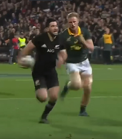 New Zealand Secure Record Win Over South Africa