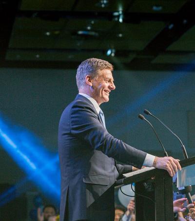 The New Politics Of NZ – National Wins 46%