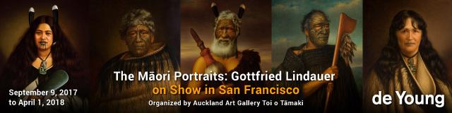 The Māori Portraits: Gottfried Lindauer\'s New Zealand