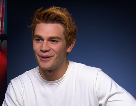 Interview with Riverdale's KJ Apa