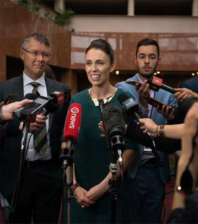 New Zealand's Election No Longer Predictable