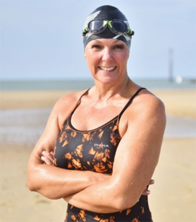 Tracy Clark Aims to Complete Oceans Seven
