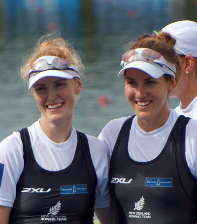 NZ Capture 7 Medals at World Rowing Championships